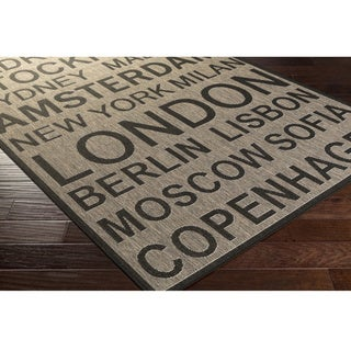 Meticulously Woven Amsterdam Rug (3'6 x 5'6)