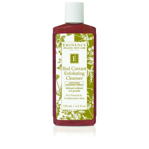 Eminence Red Currant 4.2-ounce Exfoliating Cleanser