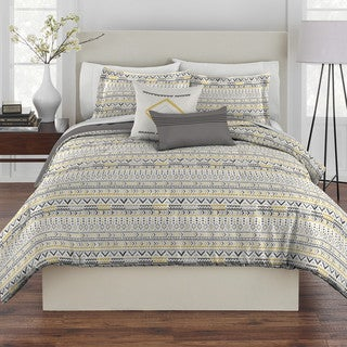 Rhapsody Geo Tribal 5-piece Comforter Set