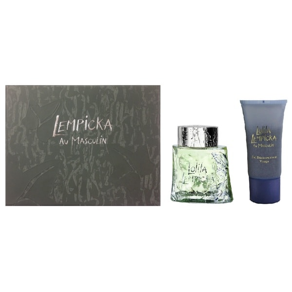 Lolita Lempicka Au Masculin Men's 2-piece Fragrance Gift Set