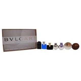 Bvlgaria Iconic Mini Fragrance 7-Piece Set