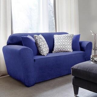 Maude Modern Stretch 1-Piece Sofa Slipcover