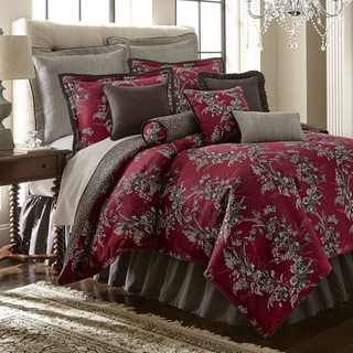 New Castle 4-piece Comforter Set by Rose Tree