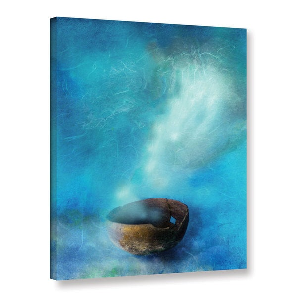 ArtWall Elena Ray 'Broken Bowl' Gallery-wrapped Canvas