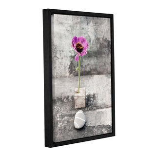 ArtWall Elena Ray 'Emerging Beauty' Gallery-wrapped Floater-framed Canvas
