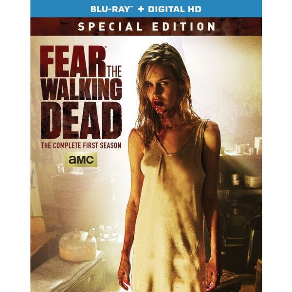 Fear The Walking Dead: The Complete First Season (Blu-ray Disc) 17121222
