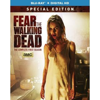 Fear The Walking Dead: The Complete First Season (Blu-ray Disc)