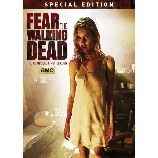 Fear The Walking Dead: The Complete First Season (DVD) 17121223