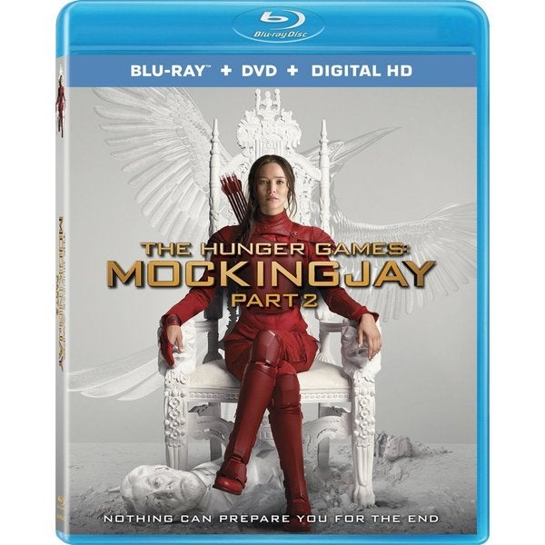 The Hunger Games: Mockingjay Part 2 (Blu-ray Disc) 17121225