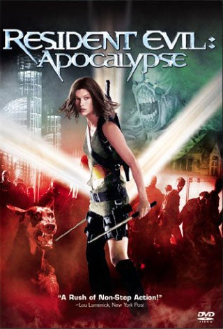 Resident Evil: Apocalypse (Special Edition) (DVD)