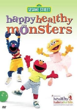 Happy Healthy Monsters (DVD)