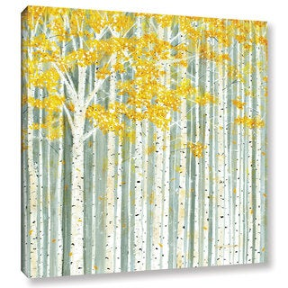ArtWall Herb Dickinson's Aspen World, Gallery Wrapped Canvas