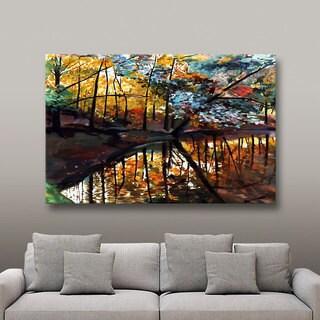 ArtWall Sylvia Shirilla's Elysium, Gallery Wrapped Canvas