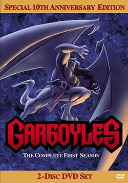 The Gargoyles: Season 1 (DVD)