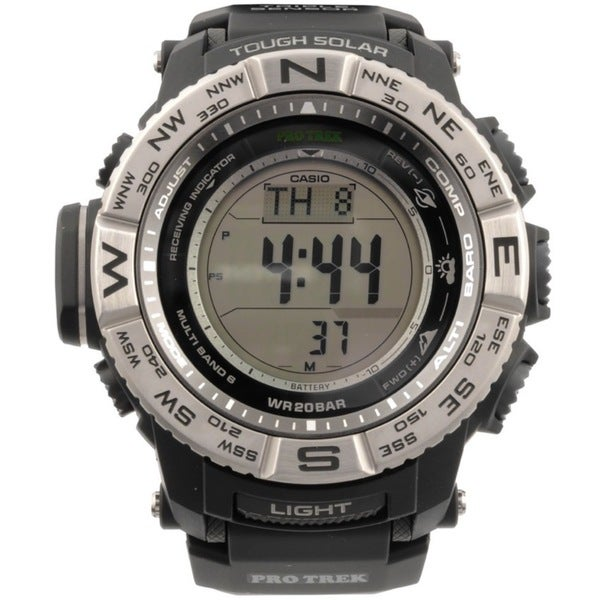 Casio ProTrek PRW3500-1 Triple Sensor Men's Sport Watch