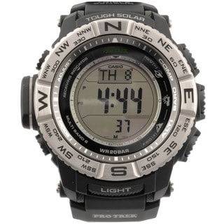 Casio ProTrek PRW3500-1 Triple Sensor Men's Sport Watch