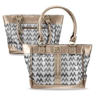 Zodaca Women Jacquard Fabric Shoulder Bag K1599