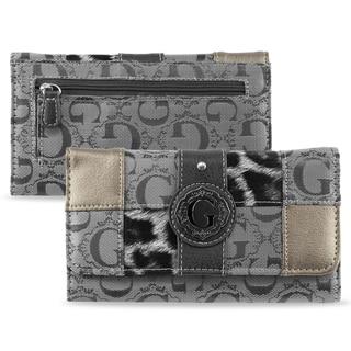 Zodaca Women Jacquard Fabric Wallet KW335