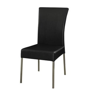 Oh! Home Camille Black Dining Chair (Set of 2)