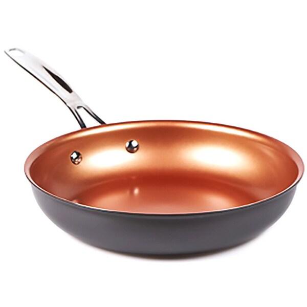 NuWave 32809 9-Inch Hard Anodized Aluminum Fry Pan ...