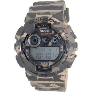 Casio Men's G-Shock GD120CM-5 Multi Resin Quartz Watch