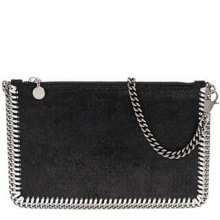 Stella McCartney Shaggy Deer Falabella Pouch Clutch Handbag