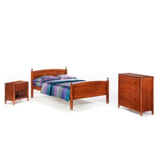 Night And Day Furniture Full-size Licorice Junior Suite