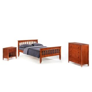 Night And Day Furniture Full-size Sasparilla Junior Suite