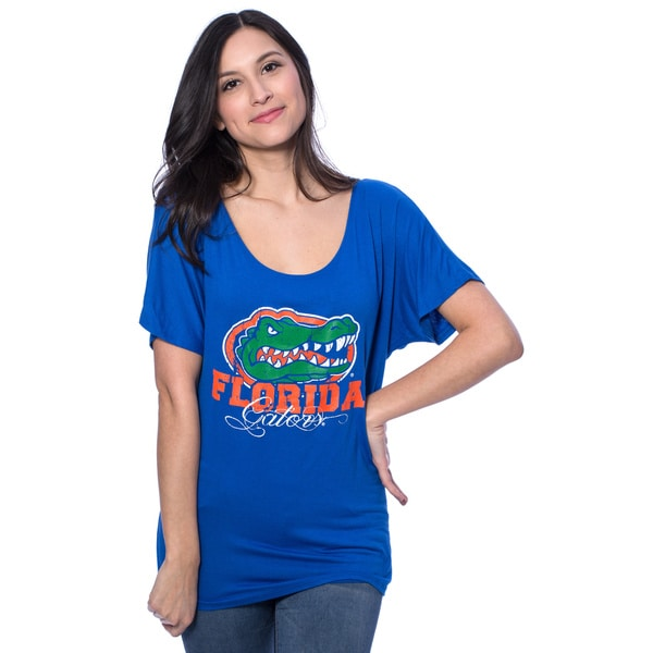 University of Florida Women's Off the Shoulder T-Shirt