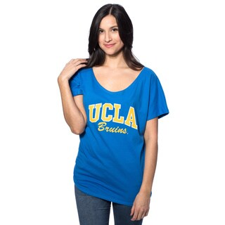 UCLA Women's Off the Shoulder T-Shirt