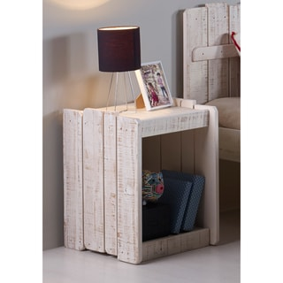 Donco Kids Rustic Sand Tree House Nightstand