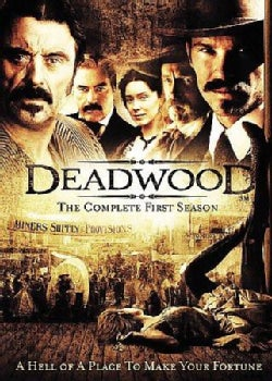 Deadwood: The Complete First Season (DVD)