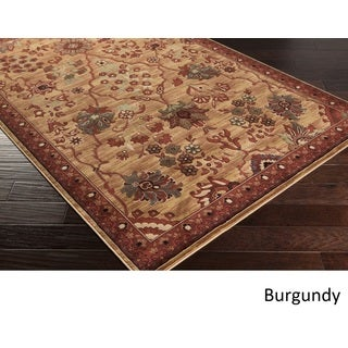 Meticulously Woven Wadhurst Rug (6'7 x 9'6)