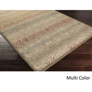 Meticulously Woven Ware Rug (2'7 x 4'7)