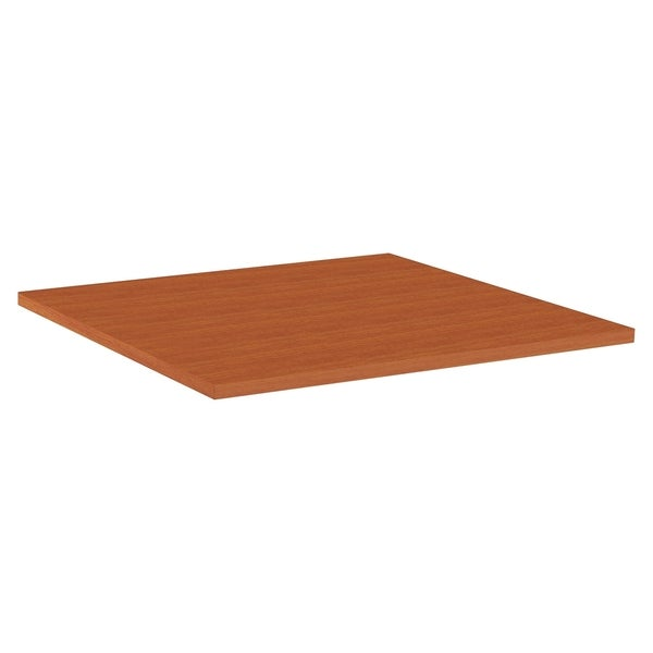 Lorell Hospitality Square Tabletop - Cherry - (1/Each)