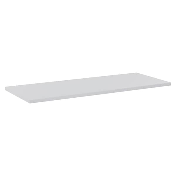Lorell Invent 48 x 24-inch Light Grey Rectangular Tabletop 17128192