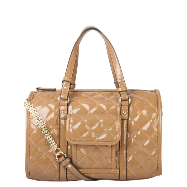 Rimen & Co. Quilted Chain Strap Handbag