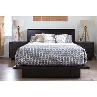 Full and Queen Size Storage Headboard