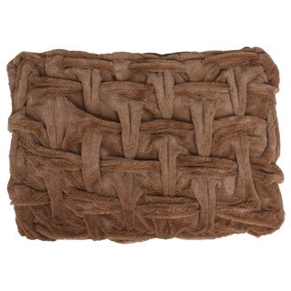 Paloma Faux Fur Throw Blanket