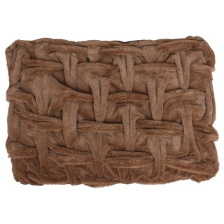 Thro by Marlo Lorenz Paloma Faux Fur Throw Blanket