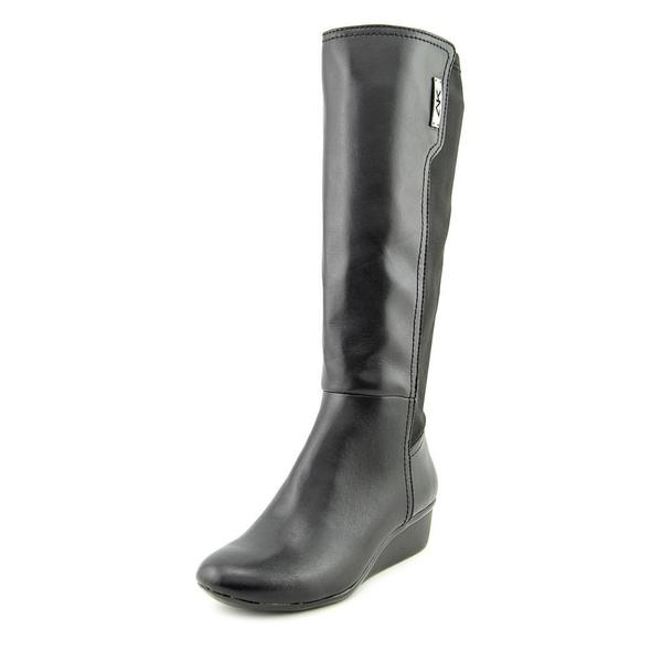 Anne Klein Sport Women's 'Durwyn' Faux Leather Boots