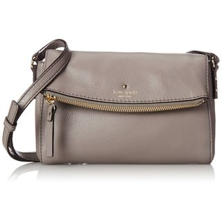 Kate Spade New York Cobble Hill Mini Carson Hare Grey Crossbody Handbag