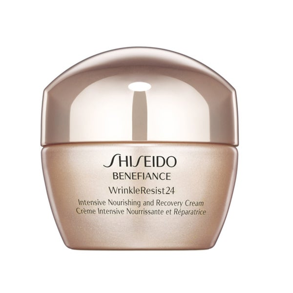 Shiseido Benefiance WrinkleResist 24 Intensive Nourishing and Recovery Cream