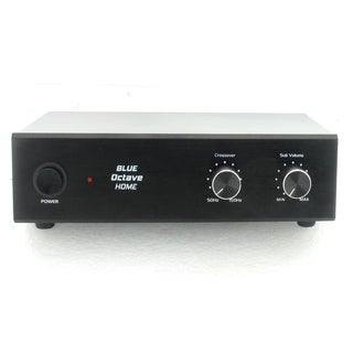 Blue Octave B1000S Passive Subwoofer Amp 200 Watt Amplifier for Home Theater