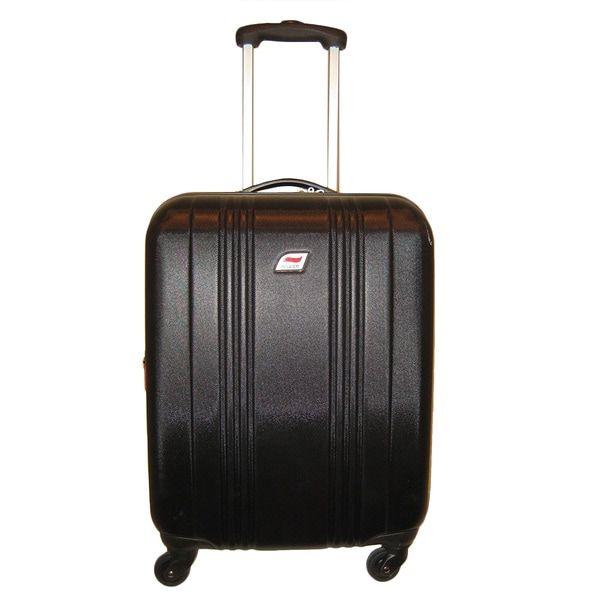Andare Monte Carlo 24-inch Expandable Hardside Spinner Upright Suitcase