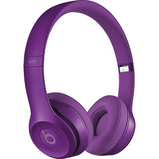 Beats by Dr. Dre Solo2 On-Ear Headphones (Imperial Violet)