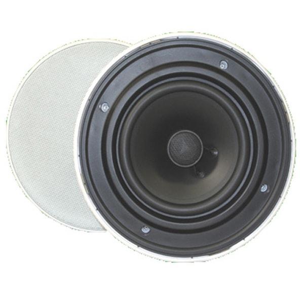 Goldwood Sound GH65 Round 6.5-inch In Ceiling Quick Install Speaker Pair