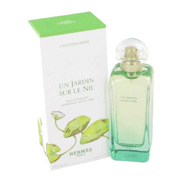 Hermes Un Jardin Sur Le Nil Women's 3.3-ounce Eau de Toilette Spray