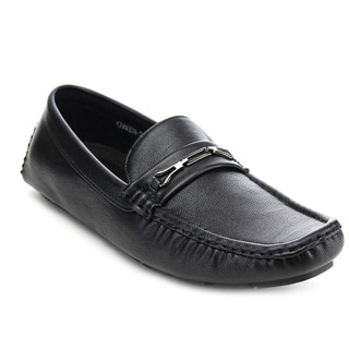 J'S AWAKE OWEN-2 Men's Slip On Flat Loafer