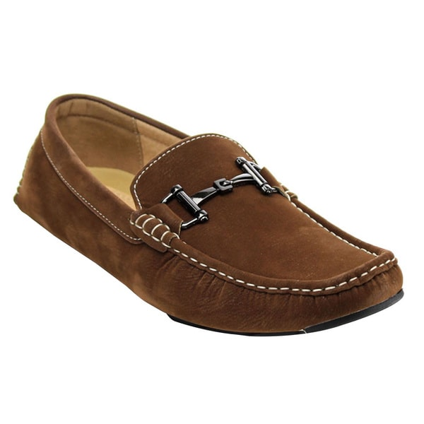 J'S AWAKE SAM-23 Men's Driving Loafer